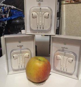 Гарнитура IPhone EarPods AAA