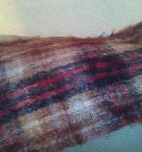 Новый мохеровый шарф (Индия)