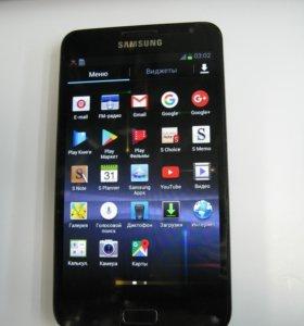 Samsung Galaxy Note GT-N7000 и Note II GT-N7100