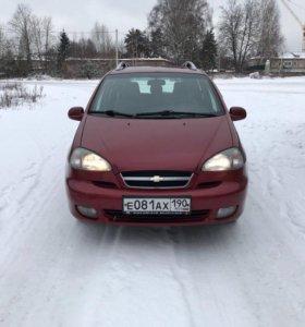 Автомобиль Шевроле Реззо