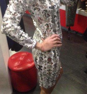 Платье Пайетки