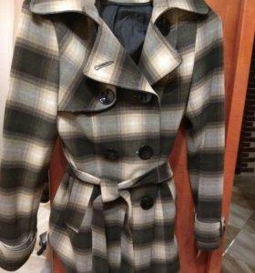 Пальто, возможен небольшой торг реальному покупате