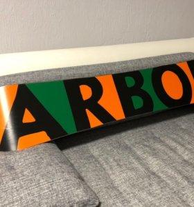 Сноуборд ARBOR (мужской)