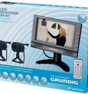 Комплект видеонаблюдения Grundig G72787