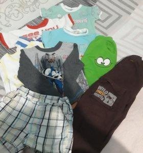 Детские вещи на мальчика 3 года