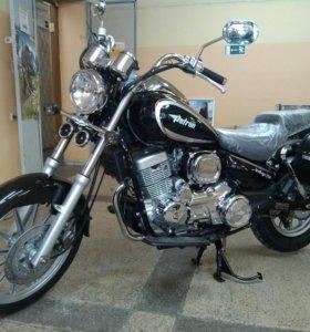 Мотоцикл PATRON INDIGO-250