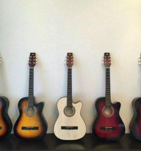 Гитары новые