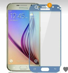 Защитное стекло на Samsung A5 2017