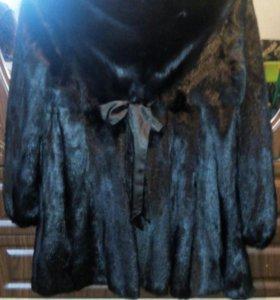 Норковая шуба 42-46р