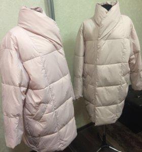 Куртка тёплая 48-54 НОВАЯ!!!❄️