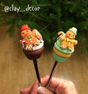 Вкусные сладкие ложки