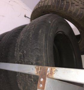 Шины bridgestone от Toyota Land Cruiser Prado 120
