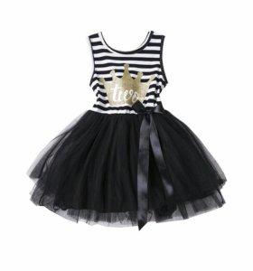 платье к Дню рождения 1 и 2 года.