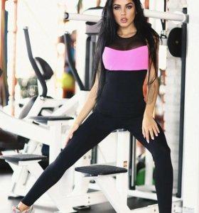 Комбинезон для Спорта и Фитнеса!!! Perfect Pink