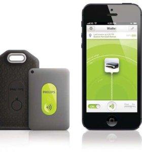 Bluetooth брелок Philips InRange