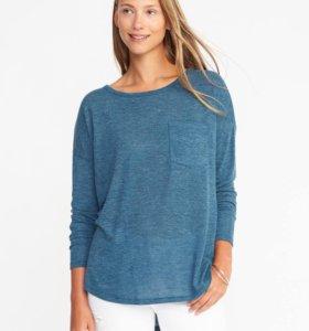 Пуловер/кофта новая 58-60
