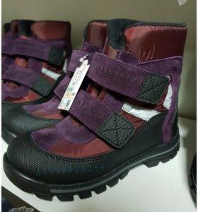 Зимние ботинки (Турция) мех