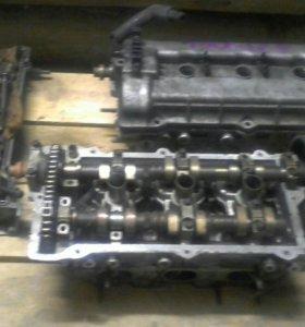 Головки двигателя хендай соната v6