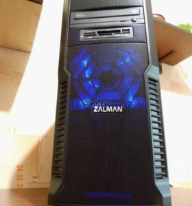 GTX1050 2Gb / Core i5 Haswell / Zalman / 8GB