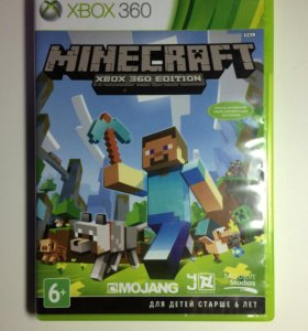 Minecraft pocket edition для XBOX 360