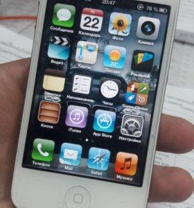 Айфон 4с 16 гб иос 6.1.3