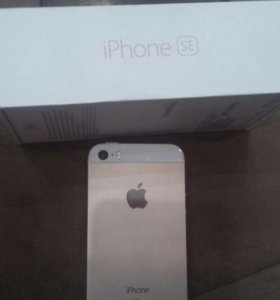 iPhone SE 32GB Pink gold