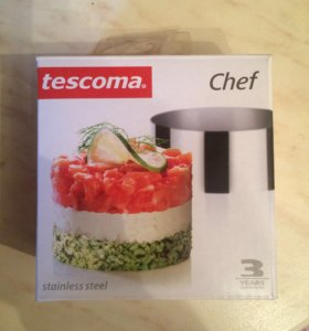 Tescoma - формы для придания формы продуктам chef