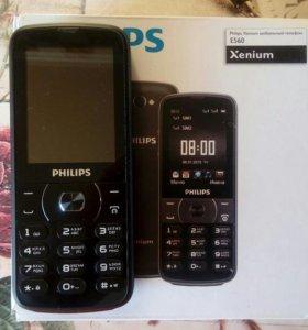 Продам телефон Philips xenium e560