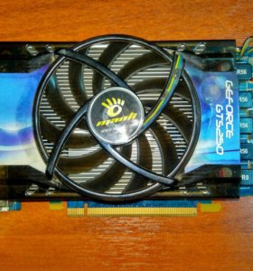 nVidia GeForce GTS250 1gb ddr3 DVI HDMI PCI-E2.0 G