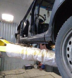 Точечный или капитальный ремонт автомобилей