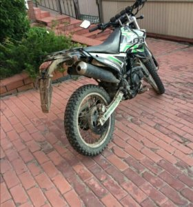 BM 200 DD Baltmotors