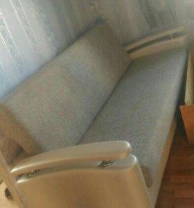 Диван+2 кресла