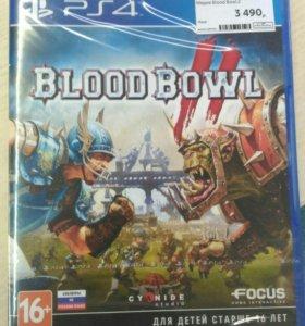 (PS4)Новый в упаковке Blood Bowl 2 для ps4