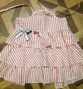 Платья на девочку от 100 рублей