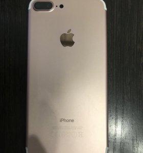 Продаю оригинальный корпус для IPhone 7 Plus (б/у)
