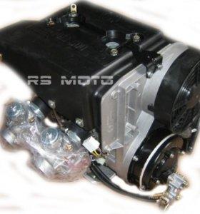 Двигатель РМЗ-500 2 карб.