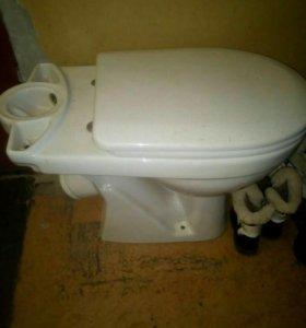 Туалет без бочка