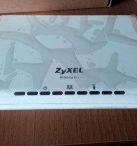 Ресивер IP-телевидения ZyXEL STB-1001S