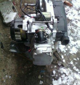Двигатель 125сс