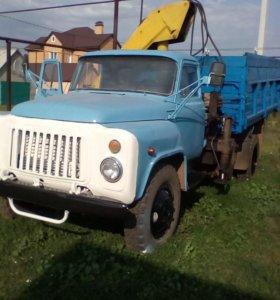 ГАЗ 53 с КМУ