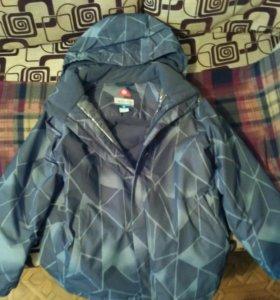 Куртка зимняя мужская!