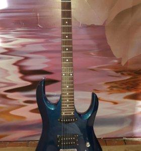 Гитара Zombie.