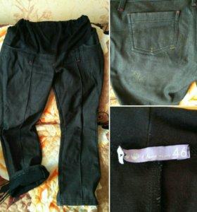 Зимние брюки для беременных 46