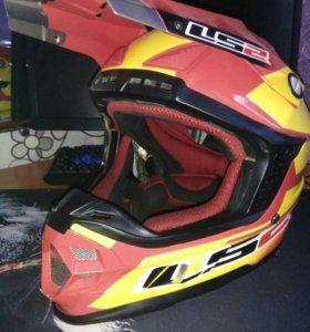 Шлем LS2 MX456