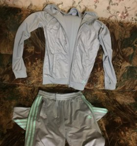 Оригинальный Спортивный костюм adidas женский