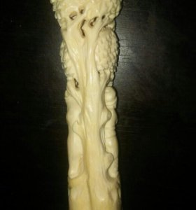 Статуэтка из слоновой кости старинноя