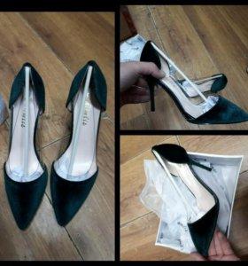 Туфли 36 /38 размеры
