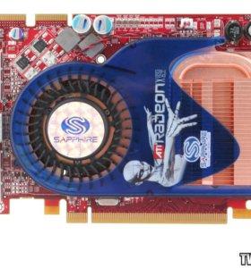 Видеокарта Sapphire Radeon X1650 XT GDDR3