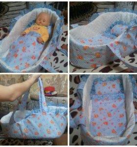 Периноска для беби бона