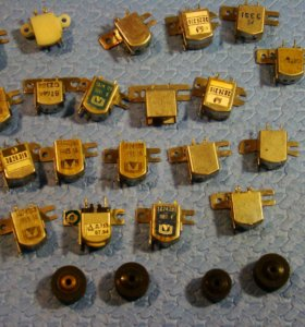 Головки для магнитофона